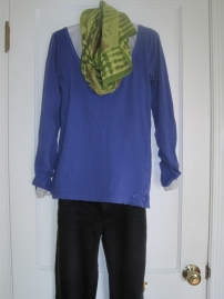 Daily outfit 1.18.13