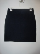 Skirt_navy blue