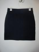Skirt_navy blue